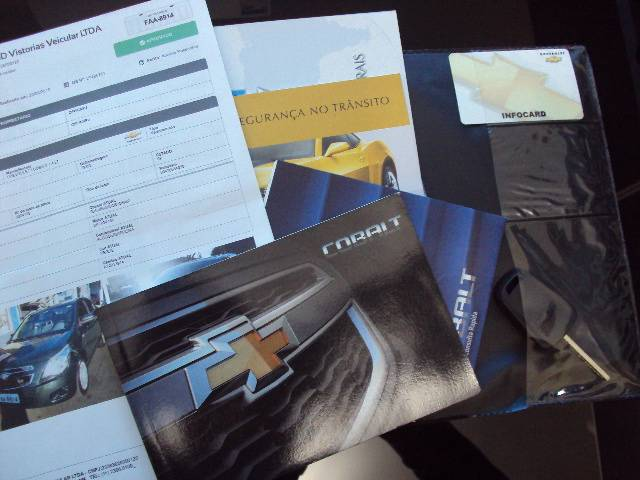 COBALT LT 1.4 FLEX - 2012/2012 - VERDE 18
