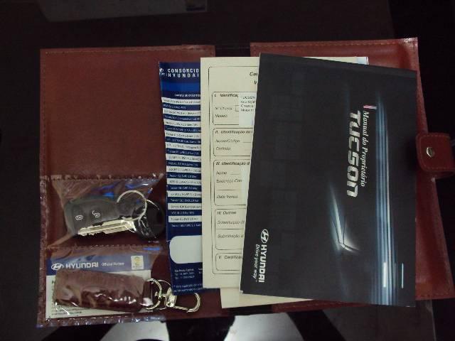 TUCSON GLS 2.0 AUTOMÁTICA - 2011/2012 - PRETO 18