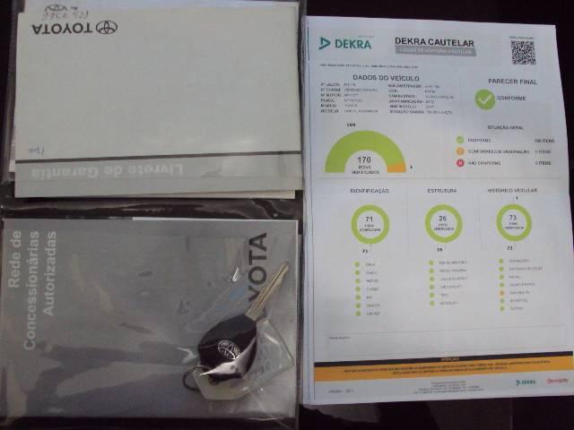 COROLLA XEI 2.0 FLEX AUT - 2013/2014 - PRETO 18
