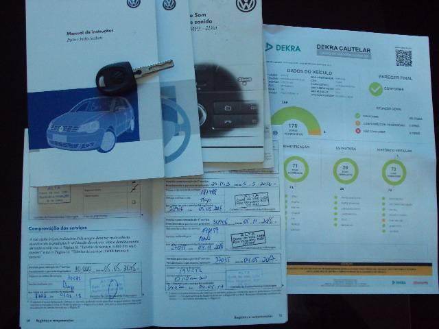 POLO SEDAN 1.6 FLEX - 2014/2014 - PRATA 18