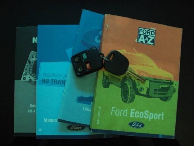 ECOSPORT XLT FREESTYLE 1.6 - 2011/2012 - PRETO 18
