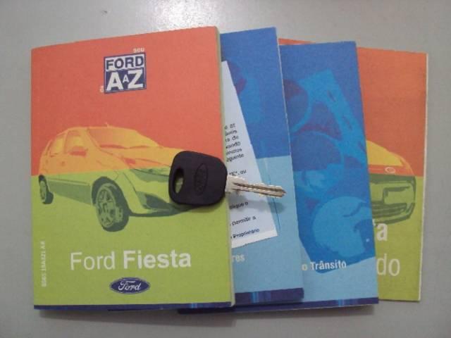 FIESTA HATCH 1.6 8V FLEX - 2008/2009 - PRATA 18